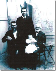 SANDERS MEN BLACKBERRY , FRED J, FRED W , ESSEL REECE