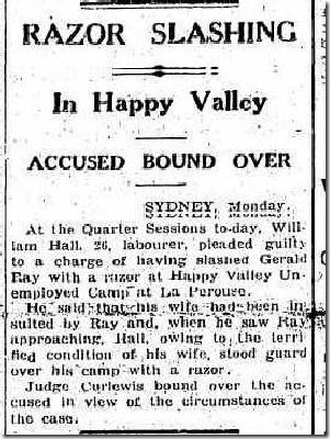 HVThe Canberra Times, Tuesday 22 March 1932, page 1article2270927-3-001