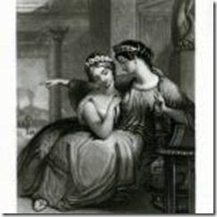 The Roman Sisters 1848