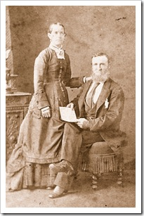 0 2 sarah & george moore 19th C