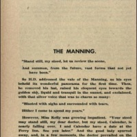 INTERNET ARCHIVE: HORACE DEAN ON THE MANNING