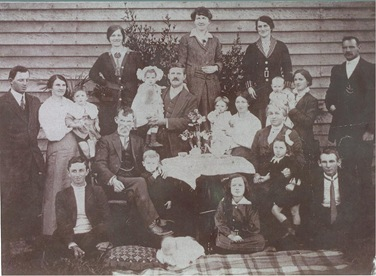 Hurrell Clan - Thomas Dennis and Isabella Kerr possible