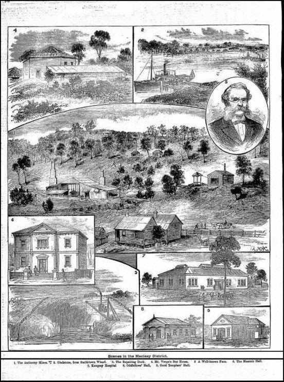 SKETCHES Australian Town and Country Journal (NSW 1870 - 1907), Saturday 5 April 1884