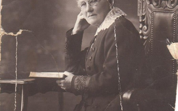 LUCY JANE (HURRELL) SANDERS