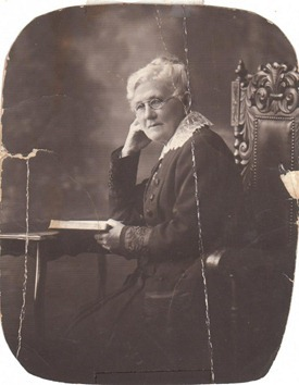 Lucy Jane Hurrell