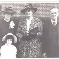A GALLERY OF PHOTOS FROM THE GAINGE GIRLS